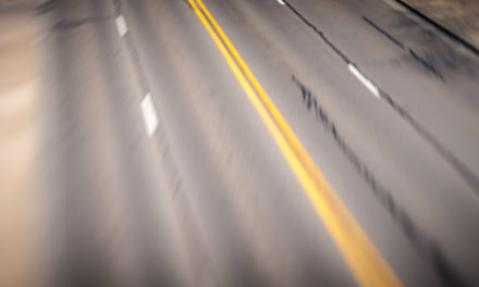 Motorcycle Stunts Caught on Dash cam